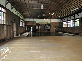 第四高等学校武術道場「無声堂」