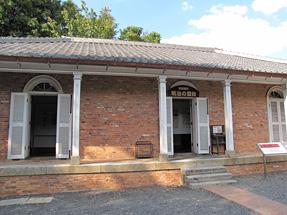 菅島燈台附属官舎