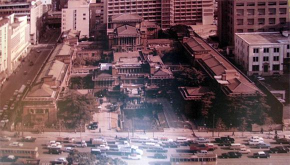 かつての帝国ホテル