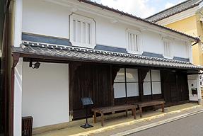 内子町八日市護国伝統的建造物群保存地区・木村家住宅