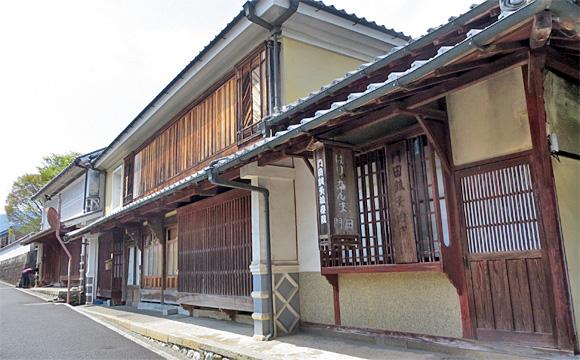 内子町八日市護国伝統的建造物群保存地区
