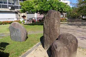 大田垣蓮月の歌碑