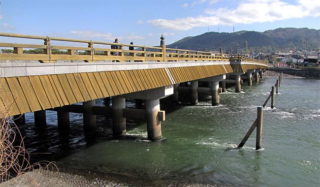 京都・宇治橋