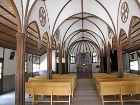 大明寺聖パウロ教会堂