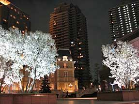 恵比寿ガーデンプレイス・夜景