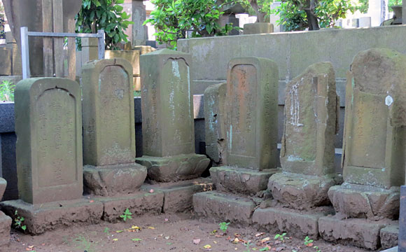 永勝寺・飯盛女の墓