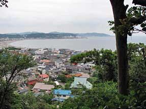 長谷寺・見晴台からの眺望
