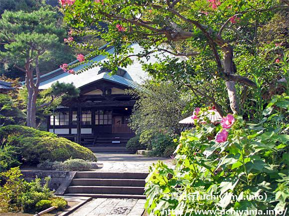 海蔵寺・仏殿