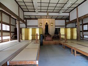 円覚寺・選仏場
