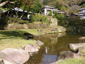 円覚寺・妙香池