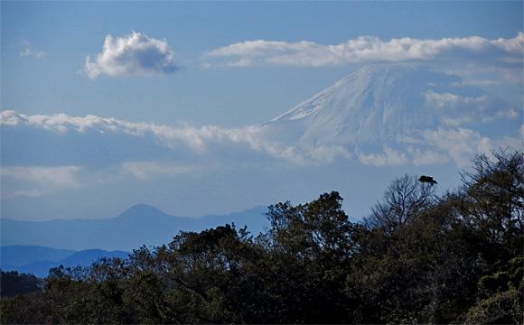 鎌倉半僧坊・見晴台からの眺望