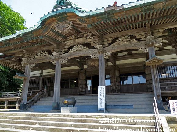 龍口寺・本堂