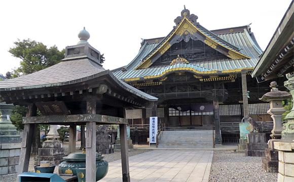 成田山新勝寺・釈迦堂