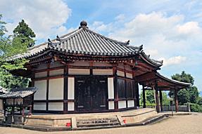 法隆寺・西円堂
