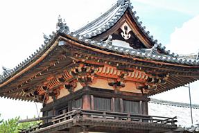 法隆寺・東院鐘楼