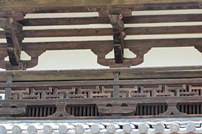 法隆寺・中門