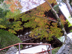 石山寺・鐘楼