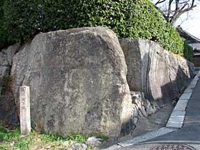 方広寺・大仏殿石垣