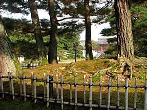 仁和寺・済信塚