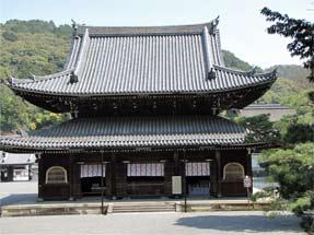 泉涌寺・仏殿