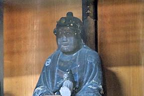 岩屋寺・四十七士の木像