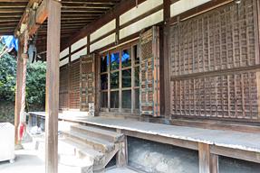 勧修寺・本堂