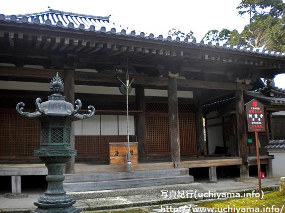 神童寺・本堂