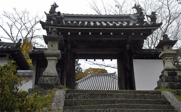 神童寺・山門
