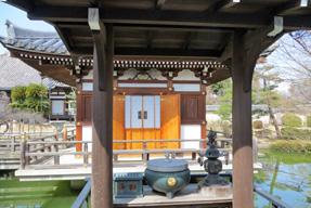 法華寺・護摩堂