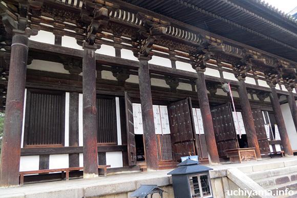 興福寺・東金堂