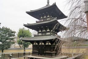 興福寺・三重塔