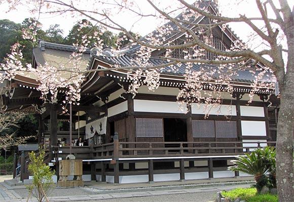橘寺・本堂(太子堂)