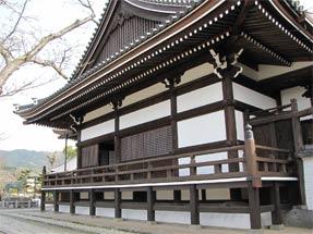 橘寺・本堂