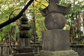 賢崇寺・佐賀藩主鍋島家墓