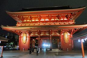 浅草寺・宝蔵門