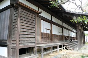 長誓寺本堂