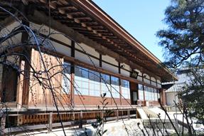 龍潭寺・本堂