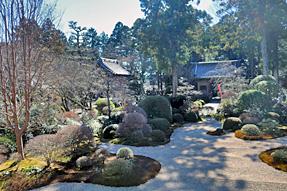 龍潭寺・補陀落の庭