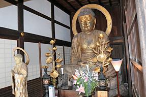 龍潭寺・丈六の釈迦牟尼佛