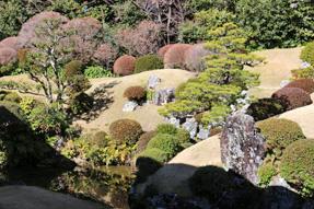 龍潭寺・庭園