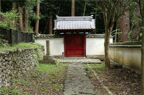 清瀧寺・徳川信康の廟所