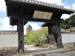 本興寺・山門