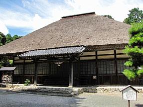 本興寺・客殿