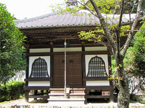 本興寺・千仏堂