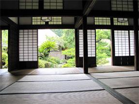 本興寺・奥書院