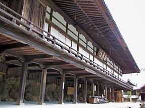 方広寺・本堂