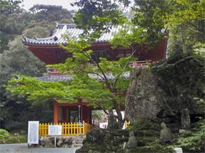 方広寺・山門