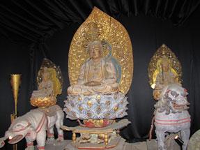 方広寺・水戸黄門ゆかりの仏像