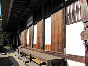 宝林寺・方丈
