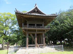 大御堂寺・鐘楼堂
